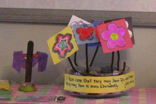 flower-garden-on-sideboard1