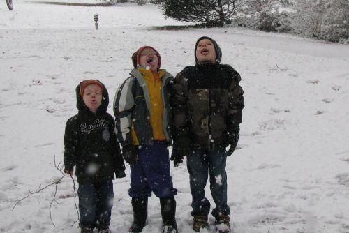 boys-catching-snow