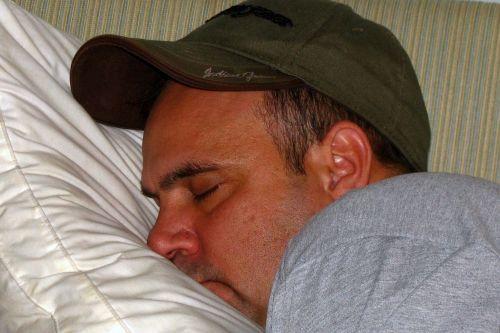dad-snoozing