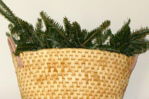 pine-basket