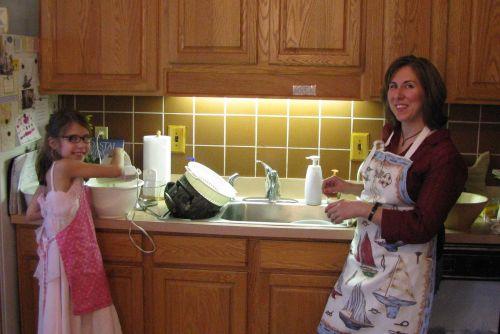 making-dinner