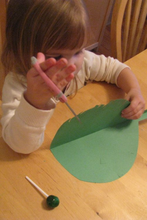 cutting-palm-leaves