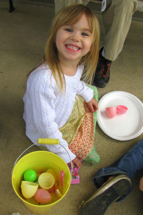 breanna-with-eggs