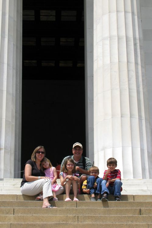 family lincoln mem