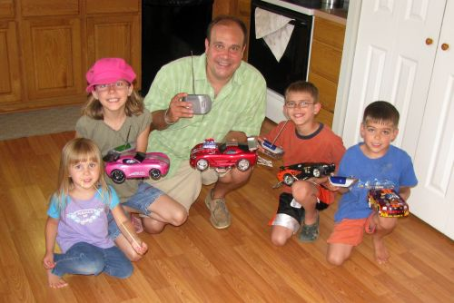 kids and carz