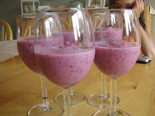 yogurt shakes