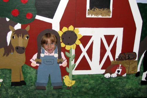 brea farm girl