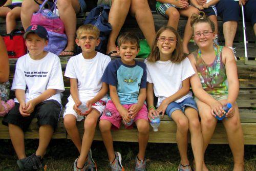 kids at rodeo